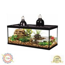 Tetra Deluxe Aquatic Turtle Kit, 20-Gallon, 30 x 12 x 12-Inc