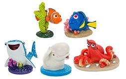 Penn Plax Disney Pixar 5-Piece 'Finding Dory' Character Pack