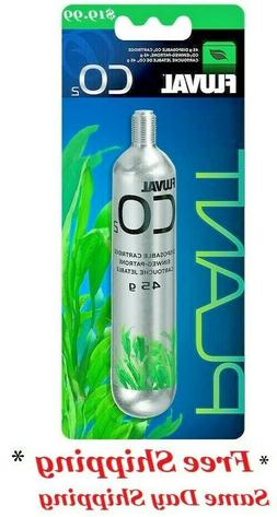 Fluval Disposable CO2 Cartridge 1.6 oz 45 Gram For Planted A
