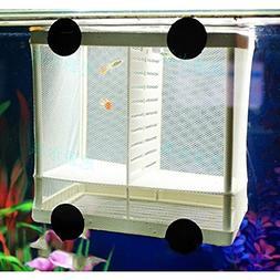 Kangkang@ DIY Aquarium Fish Breeding Box Tank Fish Incubator