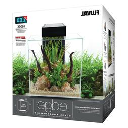 Fluval Edge 2.0 12 gallon Aquarium Gloss Black