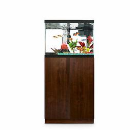 Imagitarium Faux Woodgrain Fish Tank Stand, Up to 20 Gal, 12