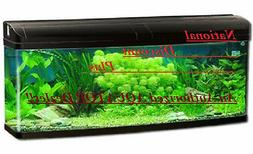 FB 830 AQUATOP Aquarium Fish Tank 35 Gallon Bowfront FB-830
