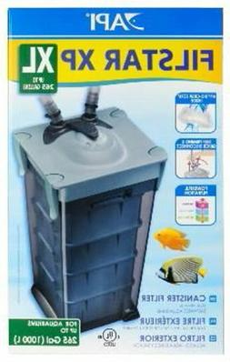 API XP FILSTAR XP FILTER SIZE XL Aquarium Canister Filter 1-
