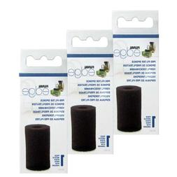 Hagen Fluval Edge Pre-Filter Sponge, 3-PACK