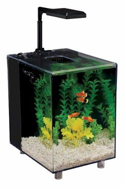 Fish & Aquatic Supplies Prism Nano Aquarium Kit - Black