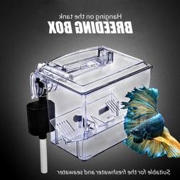 Fish Tank Breeding Hatchery Incubator Aquarium Breeder Isola