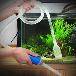 Fish Tank Filter Aquarium Gravel Cleaner Fish Tank Manual Si