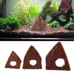 Fish Tank Underwater Tower Aquarium Ornament Fish Shrimp Cra