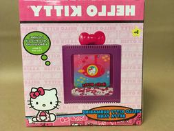 Hello Kitty Fish Tank with FREE Ornament! - NEW IN BOX