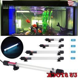 Fish Tanks UV Light Sterilizer Aquarium Disinfect Disinfect