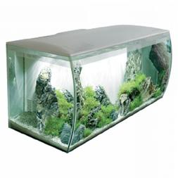 FLUVAL FLEX AQUARIUM KIT, 123 L , WHITE