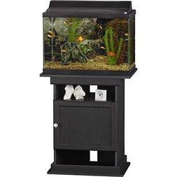Altra Flipper 10/20 Gallon Aquarium Stand, Midnight Onyx