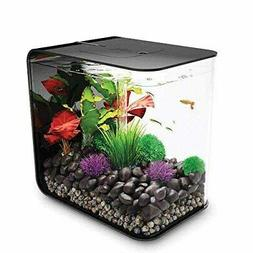 FLOW 30 Aquarium with LED Light - 8 gallon, black
