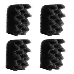 fluval compatible replacement foam filters