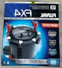 Fluval Fx4 2650L High Performance Canister Filter
