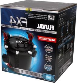 FLUVAL FX4 CANISTER FILTER A-214. AUTHORIZED SELLER.