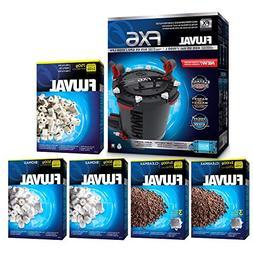 Fluval FX6 A219 Filter w/ Biomax, Phosphate Remover & Pre-Fi