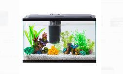 Aquarium Kit 10 Gallon Fish Tank Aquarium Fish Tank Led Ligh