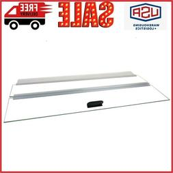 H2Pro Glass Canopy Clear for Aquarium Fish Tank
