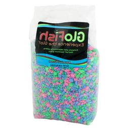 GloFish Aquarium Gravel - Fluorescent Mix - 5 lb.