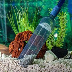 Gravel Vacuum for Aquarium - Fish Tank Gravel Cleaner- Aquar