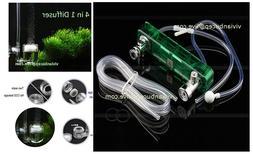 Green/Blue DIY <font><b>Aquarium</b></font> CO2 Generator Sy