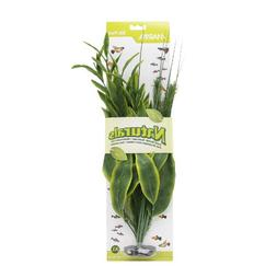 green dracena silk plant