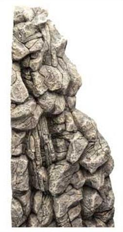"Hydor H2Show Magic World - Right Rock Decoration, 13"" x 6"" x"