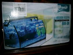 Hagger HG-906 Fish Tank 8 Gallon Curved Glass