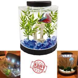 half moon betta aquarium