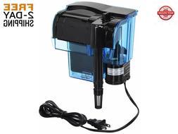 Hang-On Aquarium Power Filter 80 GPH
