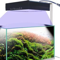 HaoFst SC1 Spectrum 50W Led Aquarium Light Clip Clamp Kit fo