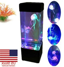 Jellyfish Aquarium LED Multicolor Lighting Fish Tank Mood La
