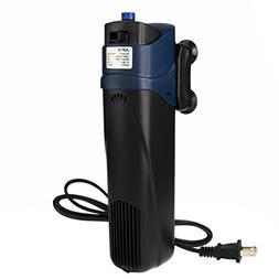 SUN Jup-02 5W Uv Sterilizer Submersible Filter Pump for Aqua