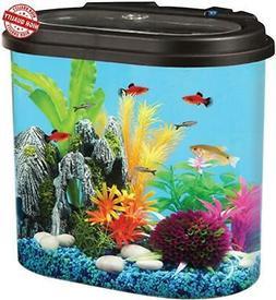 Koller Products AquaView 4.5-Gallon Fish Tank - Power Filter
