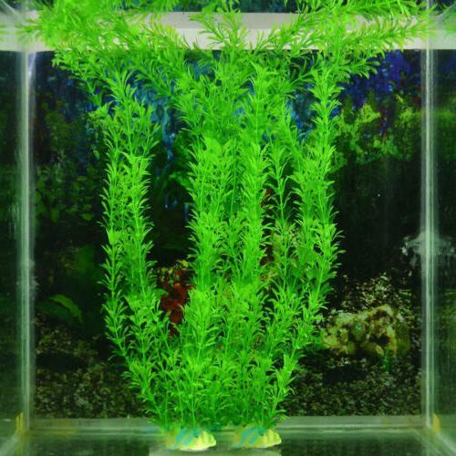 1 2 5pc fish tank aquarium green