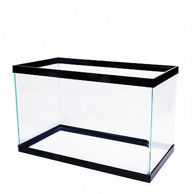 10 Aquarium Glass Terrarium Pet Fishes Home