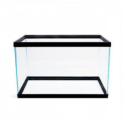 10 Aquarium Glass Terrarium Pet Reptiles Home
