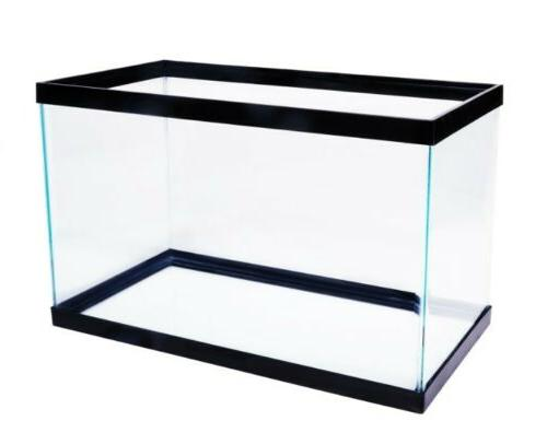 10 Aquarium Clear Terrarium Pet Home Reptiles Fish
