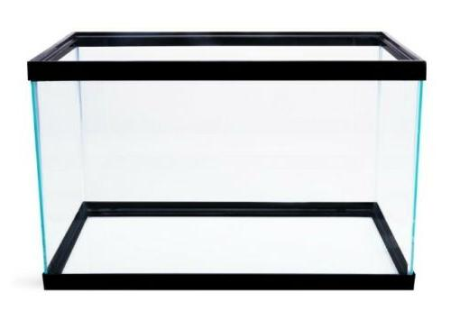 10 Aquarium Clear Glass Terrarium Pet Reptiles Fish