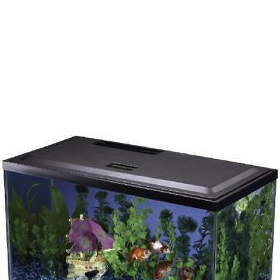 10 Gallon Hood Aqua Tank Freshwater