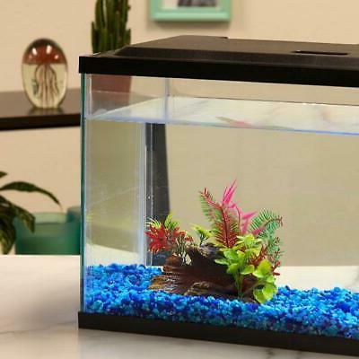 10 Gallon LED Aquarium Hood Aqua Culture Fish Tank Light Wat
