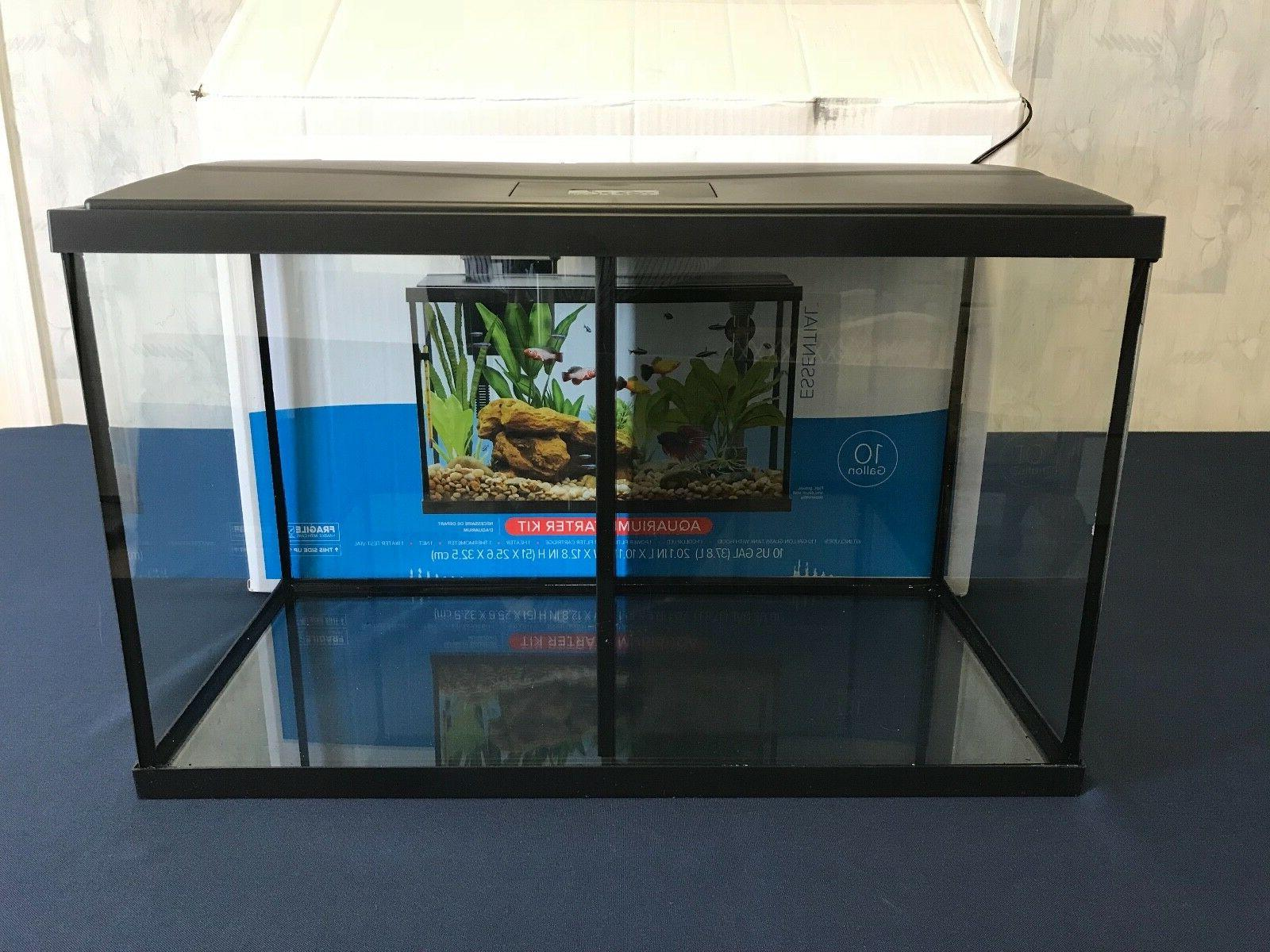 10 Gallon Solid Compatible with Tanks.