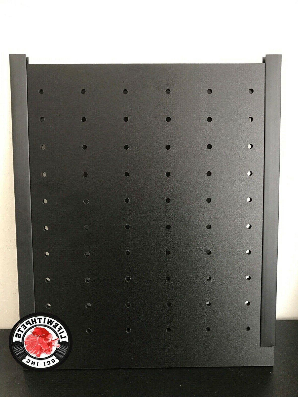 10 gallon tank divider solid and sturdy