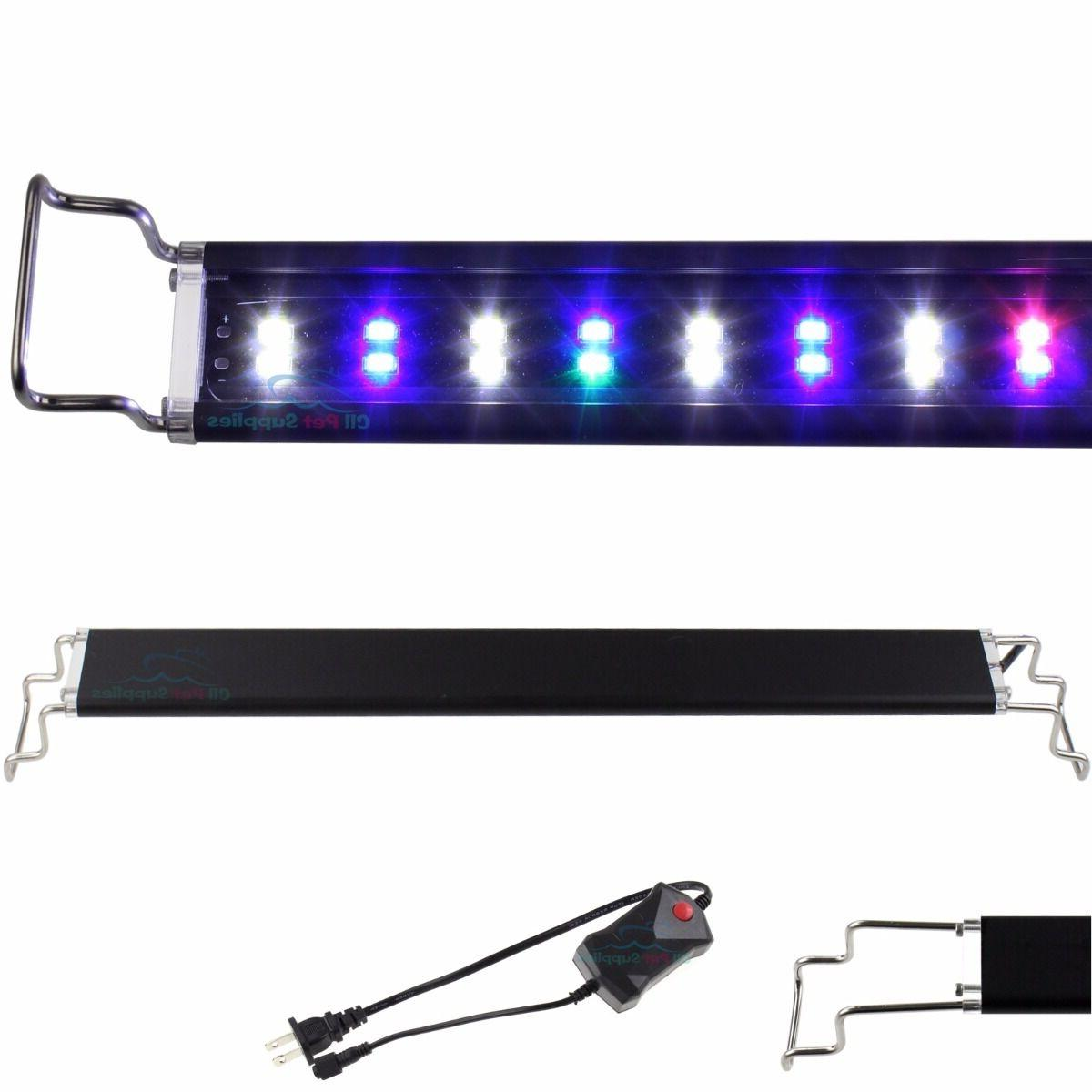 12 48 led light aquarium fish tank
