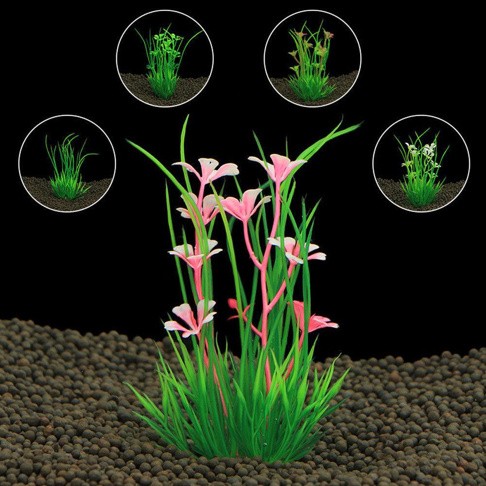 13cm Fish Flower Plant Aquarium