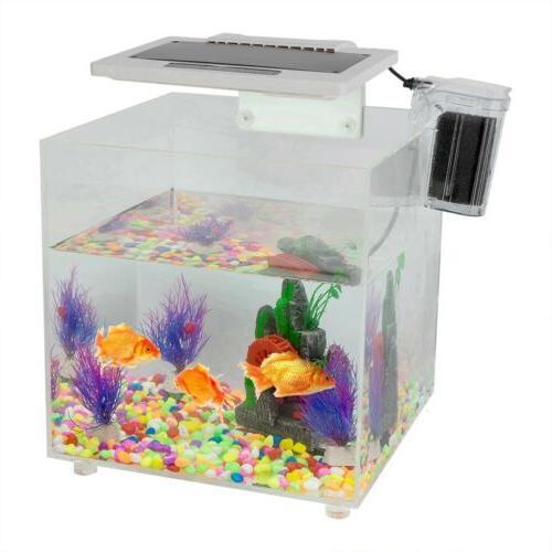Mini Acrylic Baby Light Hatchery 15L