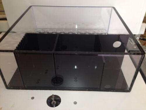 18x18x6 Rimless One Frag Tank Aquarium