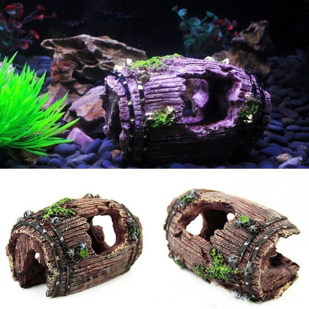 1pc Aquarium Artificial Cave